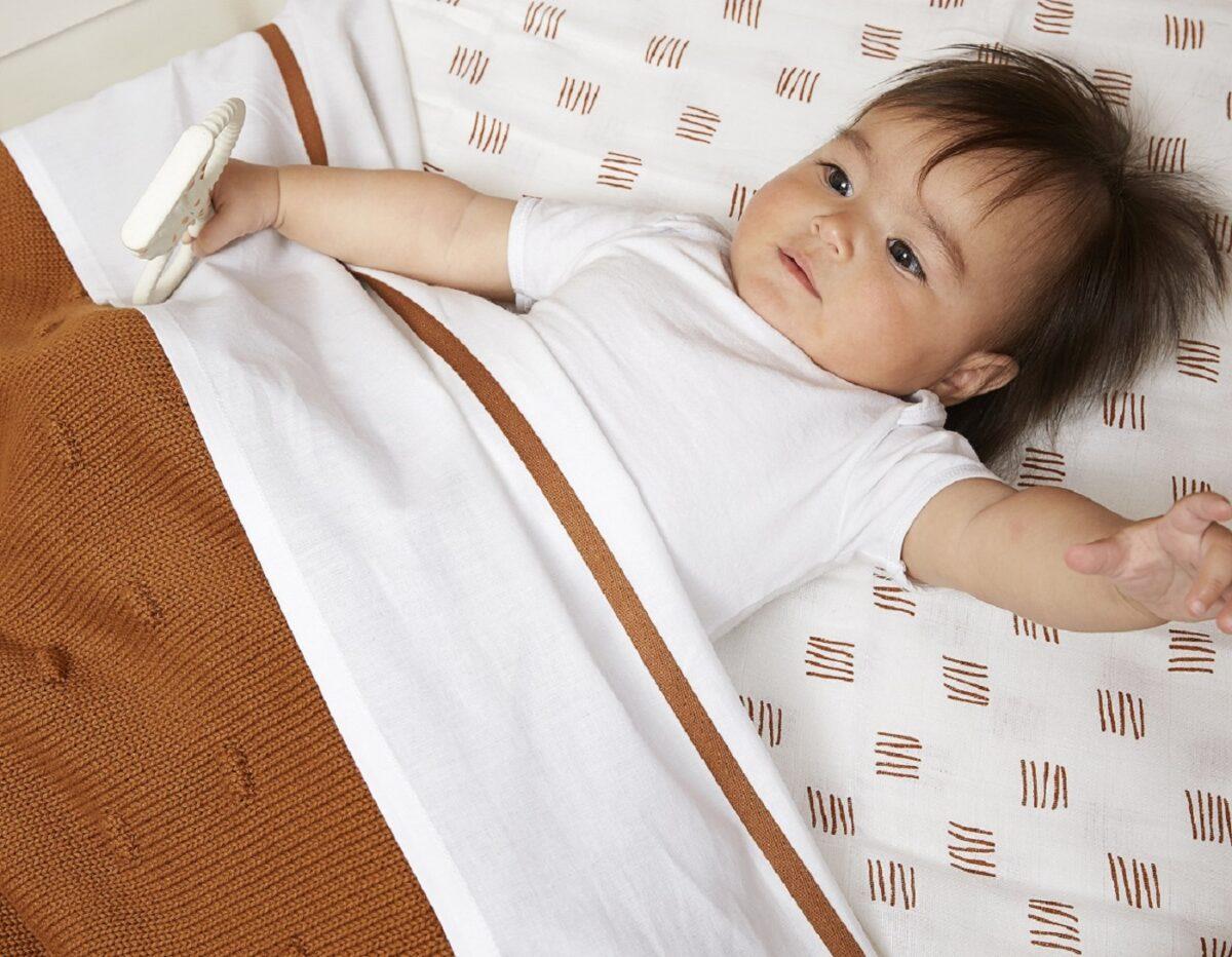 De leukste trends voor jouw babykamer met Meyco